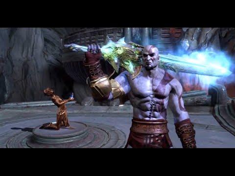 God of war iii remastered la espada del olimpo for God of war 3 jardines del olimpo