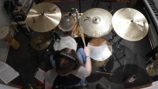 Rebecca Webster - Steely Dan - Your Gold Teeth II - Drum Cover
