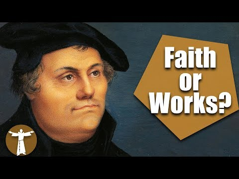 "Are We Justified by ""Faith Alone""?"