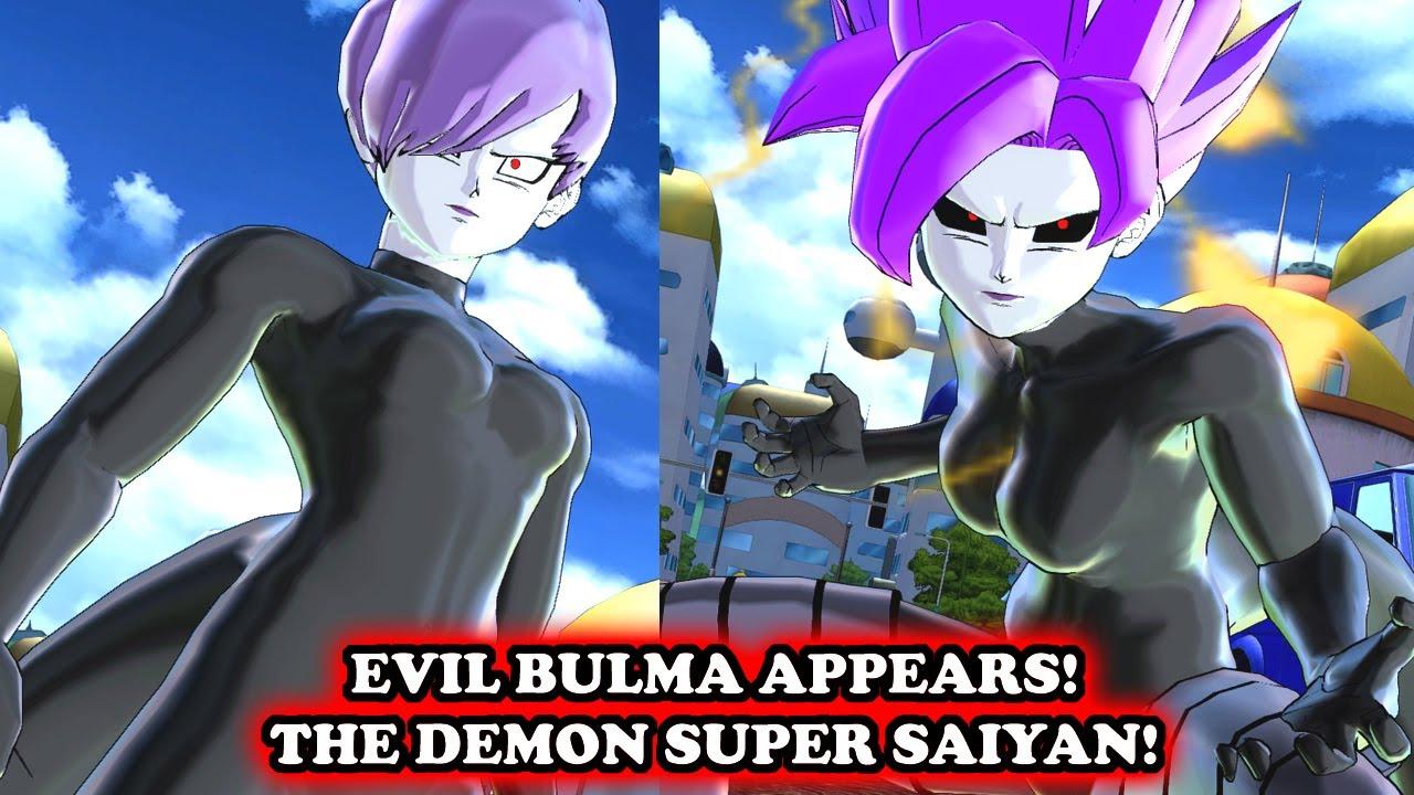 Bulma Plays Dragon Ball Xenoverse 2 - YouTube