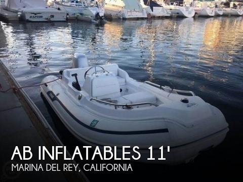 [UNAVAILABLE] Used 2013 AB Nautilus 11 DLX Rigid Inflatable in Marina Del  Rey, California