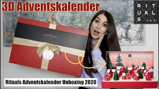 RITUALS 3D Luxus Adventskalender 2020