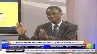 Business Centre: Kenya,Uganda trade pact
