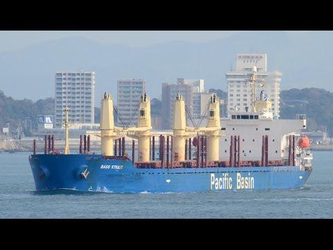 BASS STRAIT - Pacific Basin Shipping bulk carrier