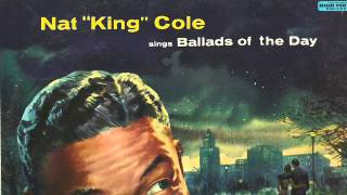 "Nat ""KING"" Cole - Red Sails In The Sunset - Original Vinyl"