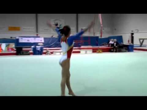 Raluca Haidu - Floor - GB vs ROM