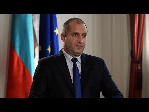 """Румен Радев: """"Я считаю, что санкции не принесут никакой пользы"""" - global conversation"""