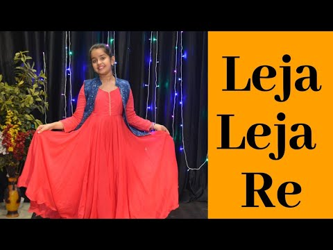 Leja Re | Dhvani Bhanushali | Tanishk Bagchi | Rashmi Virag |Radhika Rao| Vinay Sapru | Siddharth
