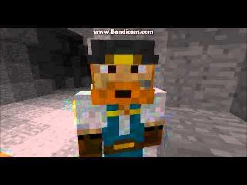 Minecraft-Lost Miner