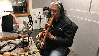 Classical 101: Native American Instruments Meet Classical Music in