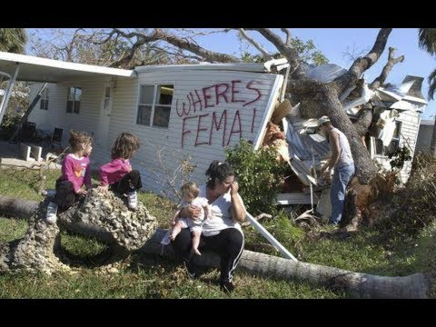 FEMA TIME! THEY JUST KEEP ON COMING! HURRICANE NATE (WEATHER TECHNOLOGY)