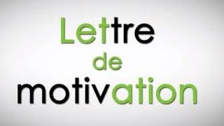 Comment créer une excellente lettre de motivation facilement
