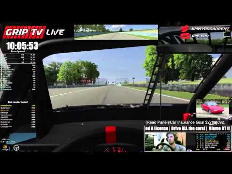 iRacing - Road Course Ringer!