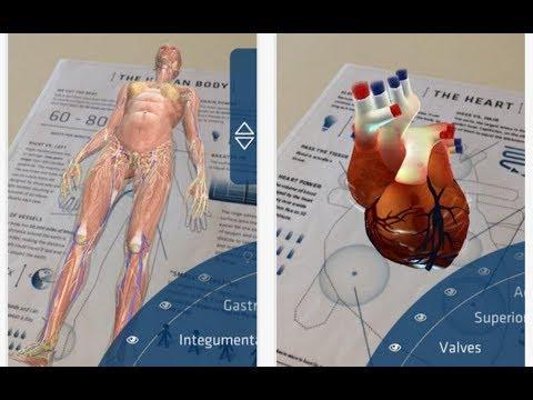 Anatomy4D– virtual reality tour of the human body