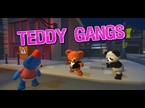 GBHBL Game Review: Teddy Gangs (Nintendo Switch)