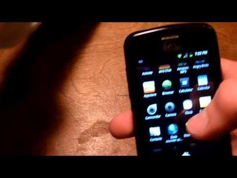 LG Optimus Slider Review Part 2 (Virgin Mobile)
