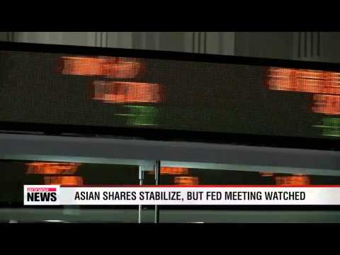 Asian shares rebound Tuesday