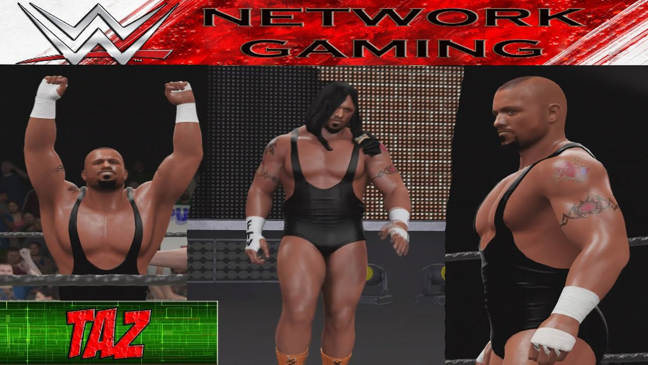 how to create a wrestler wwe 2k16