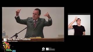 Elementos do caráter cristão [Mateus 5.1-12]  Rev. Breno Prudente -  26/09/2021 NOITE