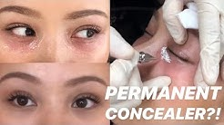 TRYING PERMANENT CONCEALER