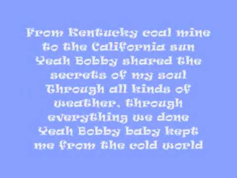 Me and Bobby McGee - Pink +Lyrics