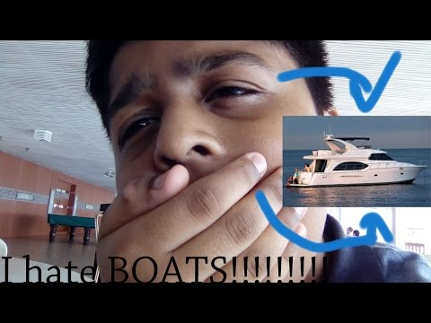 I hate boats!!!!! | Day 1 in Batam,Indonesia
