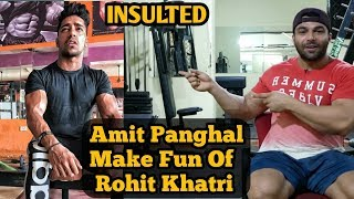 Truth About Panghal Fitness | Rohit Khatri Final Answer Panghal Fitness