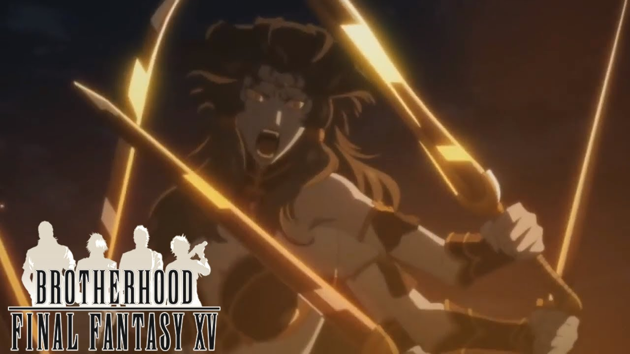 Download Brotherhood Final Fantasy XV Episode 1 - Before the Storm