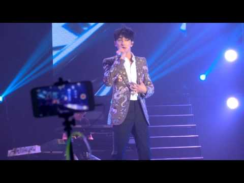 (HD CAM) Timmy Xu First Light Asia Tour 2016 in BANGKOK - Rolling In The Deep