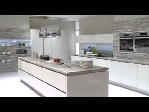 Nobilia küchen grifflos