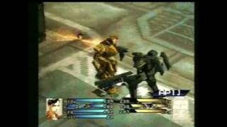 Front Mission 3 PlayStation Gameplay_2000_02_18_3