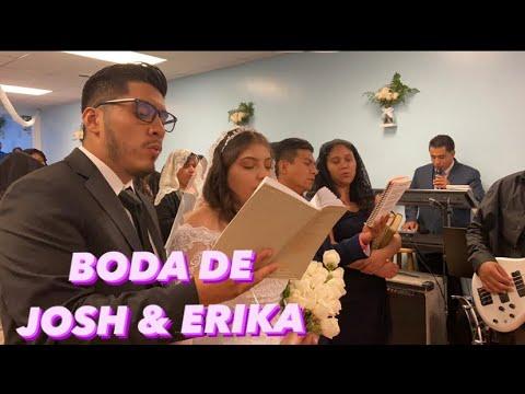 Iglesia De Dios Israelita- Boda De Josh Y Erika