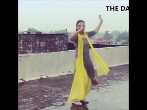 Great Rain Dance By Punjabi Women India