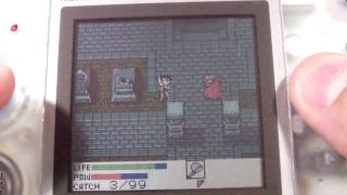Dark Arms: Beast Buster 1999 (Yami no Seitai Heiki) gameplay - SNK Neo Geo Pocket Color - VGDB