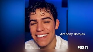 Community remembers Anthony Barajas, young man killed in movie theater shooting