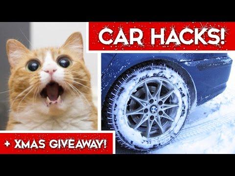 8 Winter Car Hacks That Actually Work + Massive Xmas Giveaway