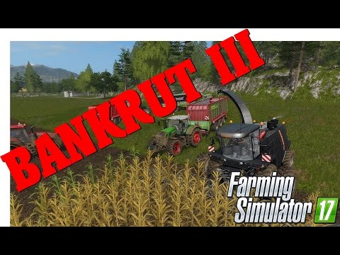 BANKRUT III - Farming Simulator 17 - LIVE 11 - Another Day Another Dollar  - Anton.pl