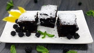 Как приготовить нежный шоколадный кекс