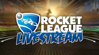 Rocket League   LIVE   Road to 200 Subs   King Crush