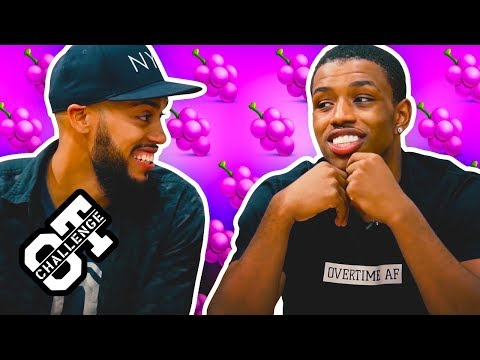 Isaiah JELLYFAM Washington Brings The 🍇 VS Trae Young! Overtime Challenge  Episode 3