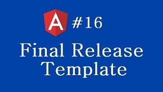 angular 2 tutorial 16 final release template