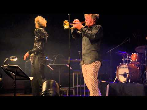 Songs in a Cabaret- cd release concert in Amsterdam