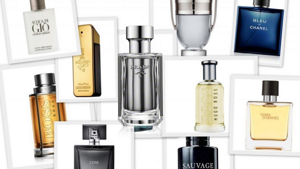 Die besten Herrendüfte! TOP 10 Männer Parfüms! Auf diese ...