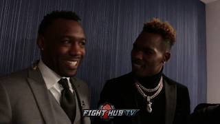 HILARIOUS! AUSTIN TROUT ANSWERS WHO'S THE BETTER CHARLO BROTHER, JERMELL OR JERMALL?
