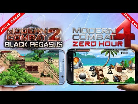 Modern Combat 2 & 4 Java Game Download For Android By Tech Shakib