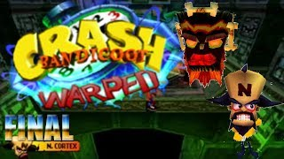 Cortex y Uka Uka/Crash Bandicoot: Warped FINAL