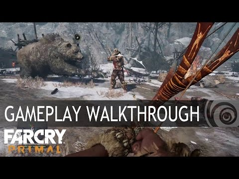 Far Cry Primal – Gameplay Walkthrough [EUROPE]