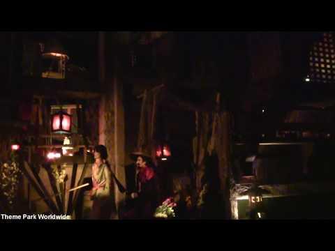 Piraten In Batavia On Ride HD POV Europa Park