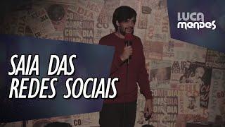 REDES SOCIAIS ACABAM COM RELACIONAMENTOS - LUCA MENDES