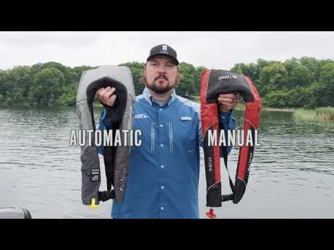 Life Jackets and Inflatable Life Jackets